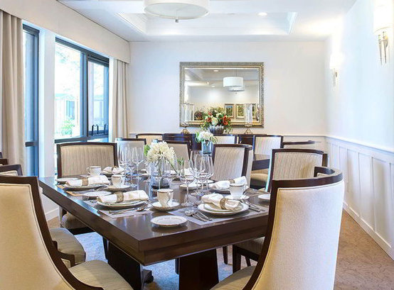 Crofton Manor Dining Room!