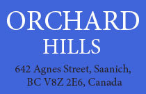 Orchard Hills 642 Agnes V8Z 2E6