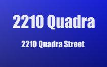 2210 Quadra 2210 Quadra V8T 4C6