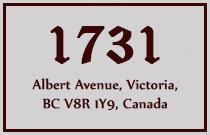1731 Albert 1731 Albert V8R 1Y9