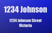 1234 Johnson 1234 Johnson V8V 3P1