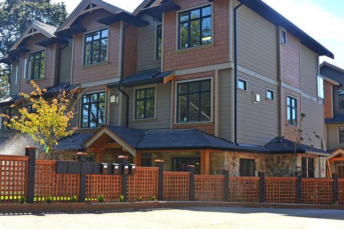 2620 Shelbourne Victoria BC Building Exterior!