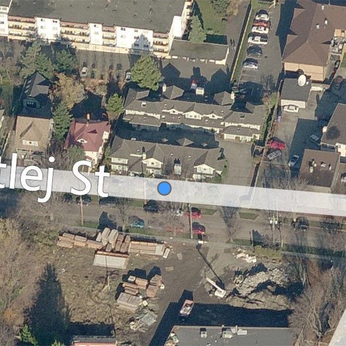 1060 Sutlej St, Victoria, BC V8V 2V8, Canada Front Aerial View!