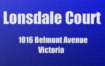 Lonsdale Court 1016 Belmont V8R 3Y8
