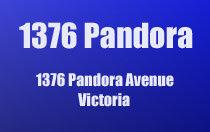 1376 Pandora 1376 Pandora V8R 1A3