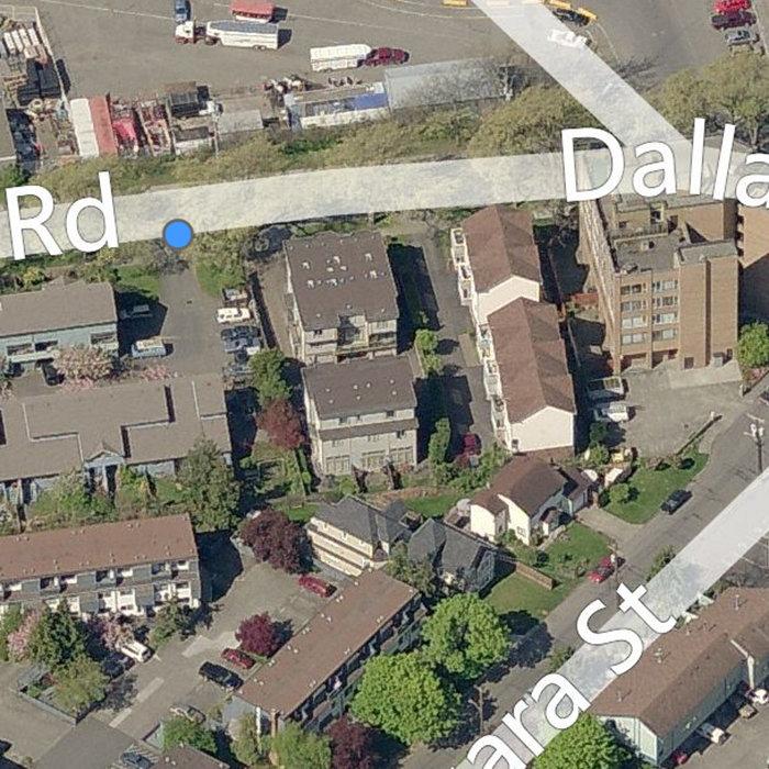 118 Dallas Rd, Victoria, BC V8V 1A3, Canada Birds Eye View!