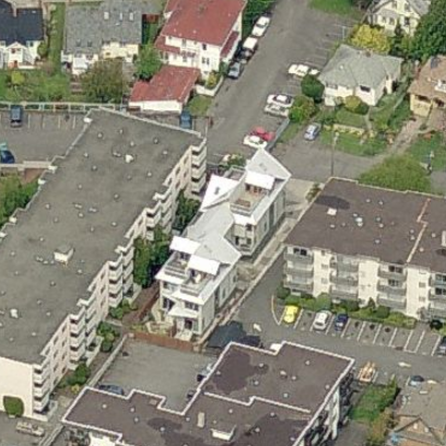 579 Marifield Victoria BC Birds Eye View!