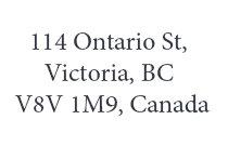 114 Ontario 114 Ontario V8V 1M9