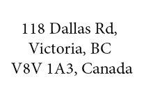 118 Dallas 118 Dallas V8V 1A3