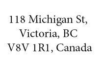 118 Michigan 118 Michigan V8V 1R1