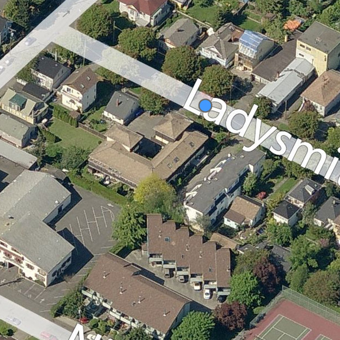 119 Ladysmith St, Victoria, BC V8V 1J3, Canada Birds Eye View!