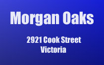 Morgan Oaks 2921 Cook V8T 3S6