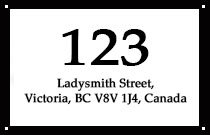 123 Ladysmith 123 Ladysmith V8V 1J3
