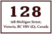 128 Michigan 128 Michigan V8V 1R1