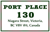 Port Place 130 Niagara V8V 1E9