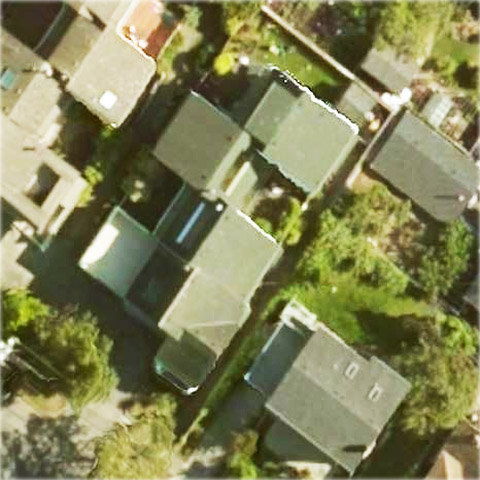 134 Ontario, Victoria BC, Birds Eye View!