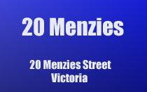 20 Menzies 20 Menzies V8V 2G2