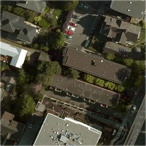210 Douglas Victoria BC, Birds Eye View!