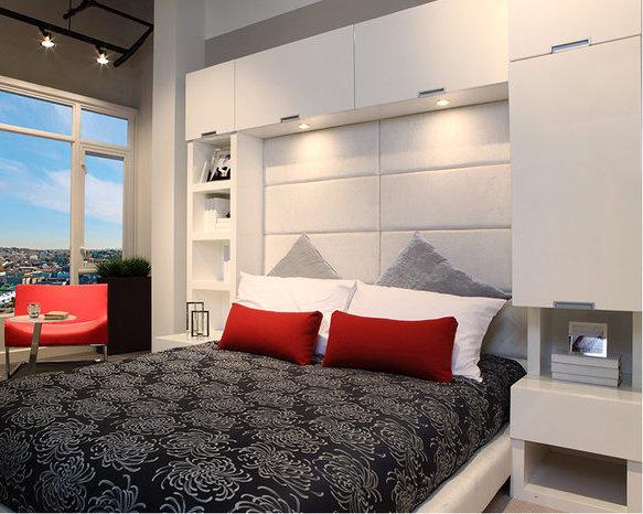 Opsal Developer's Display Guest Bedroom!