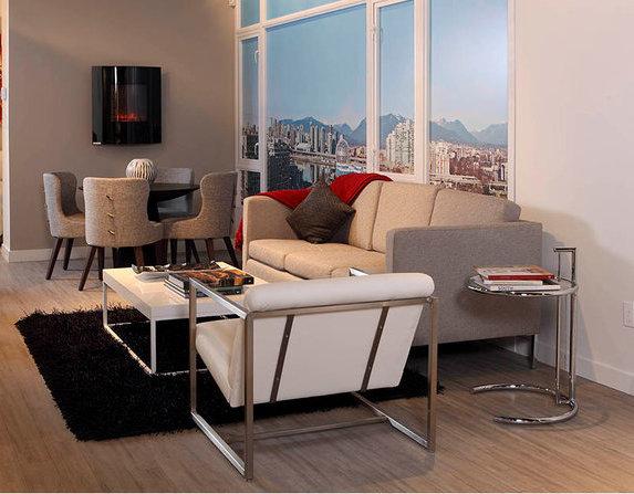 Opsal Developer's Display Living Room!