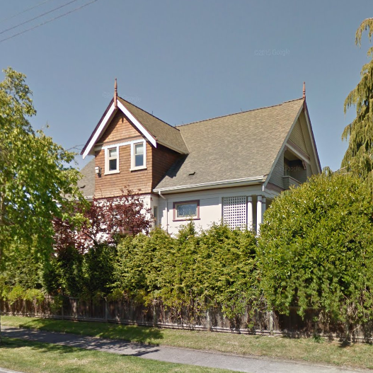 147 Ontario Victoria BC Building Exterior!