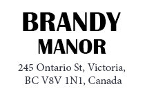 Brandy Manor 245 Ontario V8V 1N1