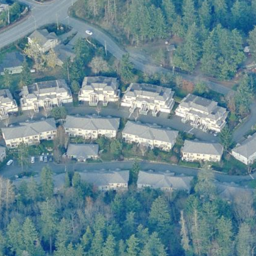14 Erskine Victoria BC Birds Eye View!
