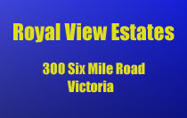 Royal View Estate 300 Six Mile V9B 5Y3