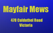 Mayfair Mews 478 Culduthel V8Z 1G1