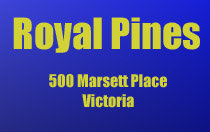 Royal Pines 500 Marsett V8Z 7J1