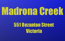 Madrona Creek 551 Bezanton V9C 0C5