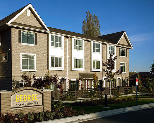 1708 King George BLVD, Surrey, BC V4A 4Z7, Canada Exterior!