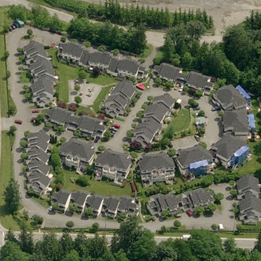 11588 232th Maple Ridge BC Birds Eye View!