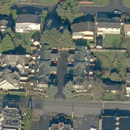 11591 Cambie Richmond BC Birds Eye View!