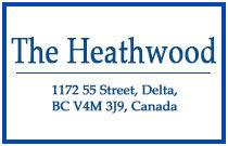 The Heathwood 1172 55TH V4M 4C3