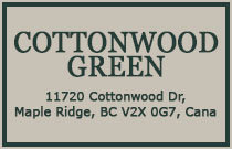 Cottonwood Green 11720 COTTONWOOD V2X 0G7