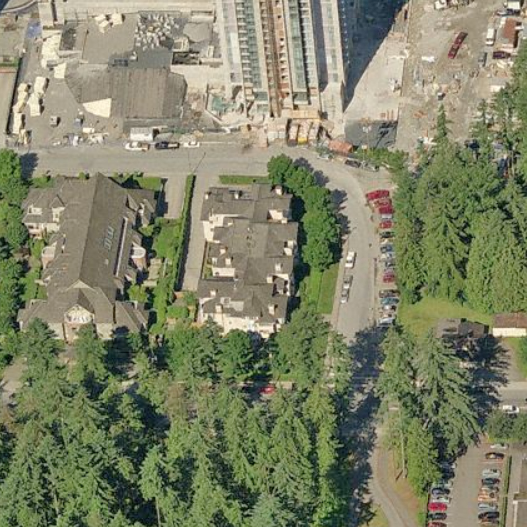 1175 Heffley Coquitlam BC Birds Eye View!