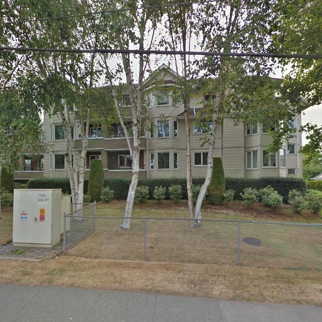 11771 Daniels Richmond BC Building Exterior!