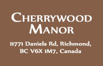 Cherrywood Manor 11771 DANIELS V6X 1M7
