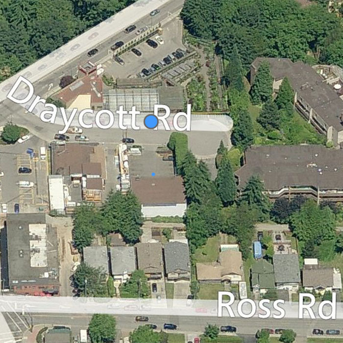 1335 Draycott Road, North Vancouver, BC V7J 1W1, Canada Birds Eye!