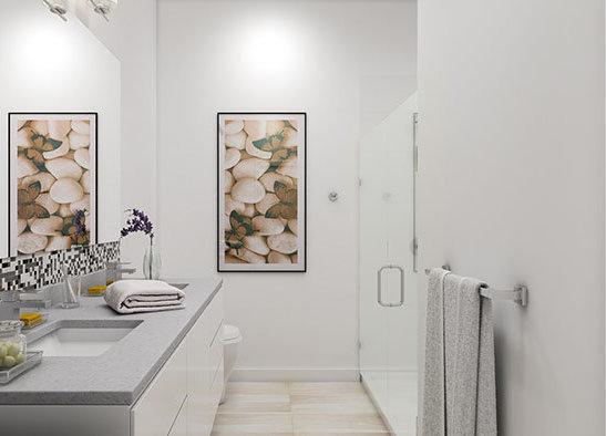 300 Drysdale Boulevard, Kelowna, BC V1V 1P5, Canada Bathroom!