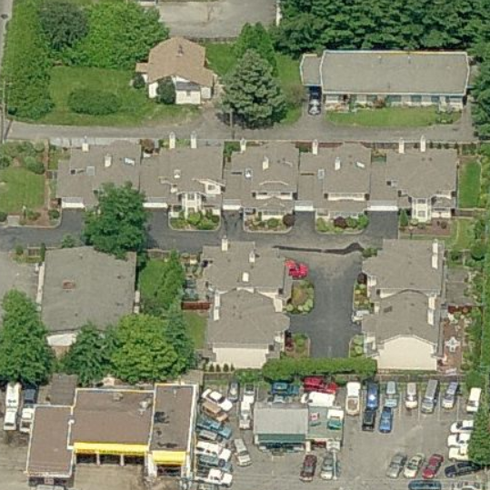 11848 Laity Maple Ridge BC Birds Eye View!