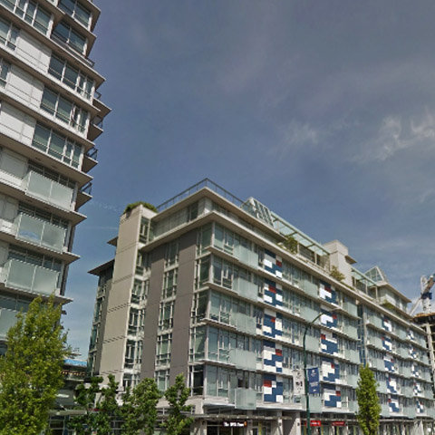 Pinnacle Living False Creek Vancouver BC, Exterior!