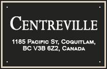 Centreville 1185 PACIFIC V3B 7Z2