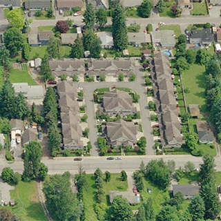 11870 232 Maple Ridge BC Birds Eye View!