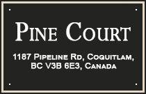 Pine Court 1187 PIPELINE V3B 4R9