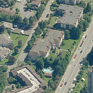 1187 Pipeline Coquitlam BC Birds Eye View!