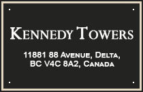 Kennedy Towers 11881 88TH V4C 8A2