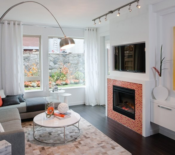 Anderson Walk -Living Room!