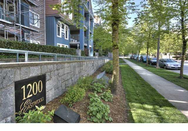 1200 Eastwood Coquitlam BC - Building Exterior!